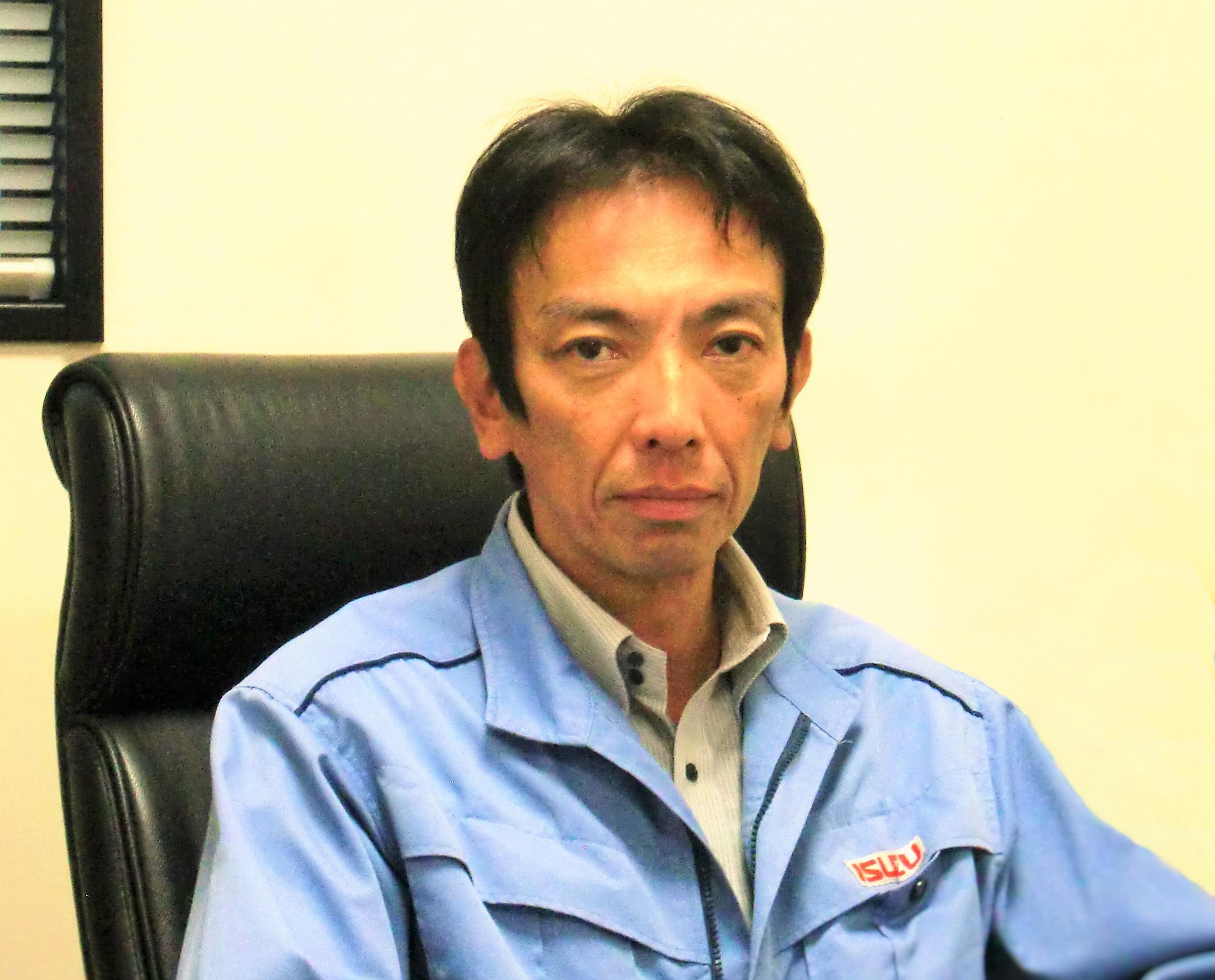 Takuo Nishi